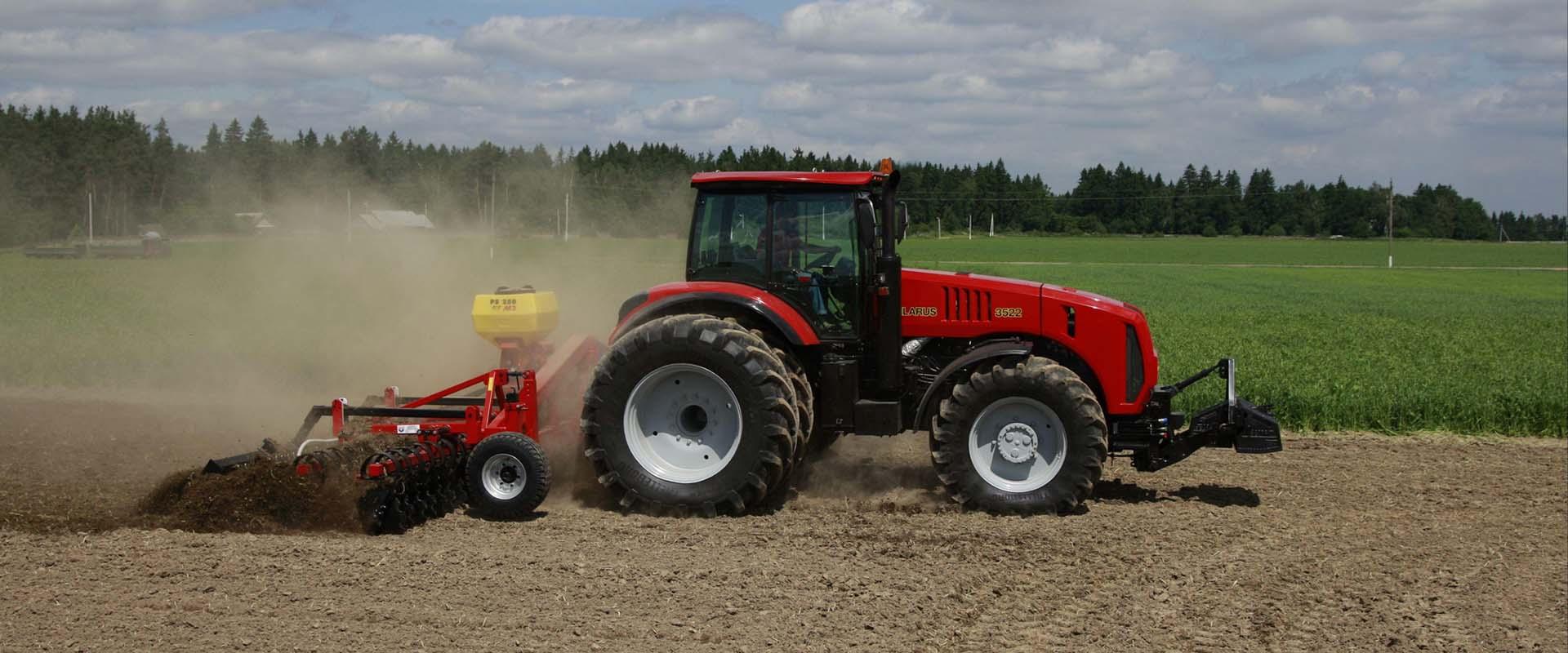 tractor Belarus slider-1