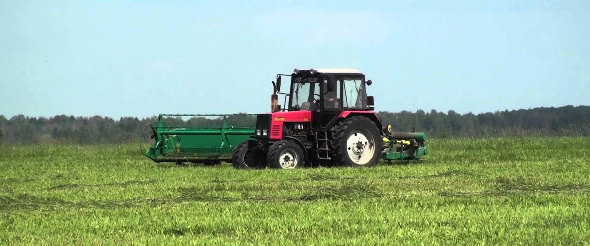 Tractor Belarus slider-3
